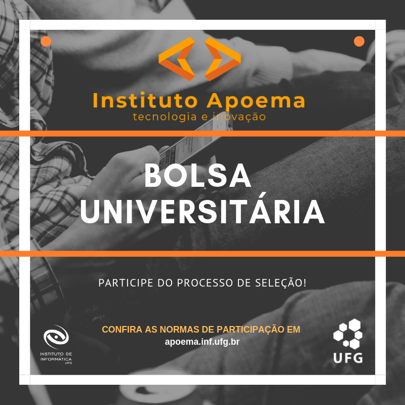 #BOLSA UNIVERSITÁRIA